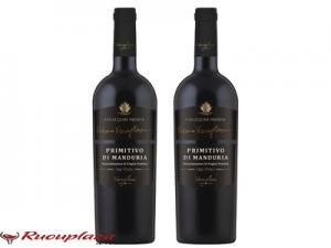 Rượu vang Ý Privata primitivo di manduria DOP