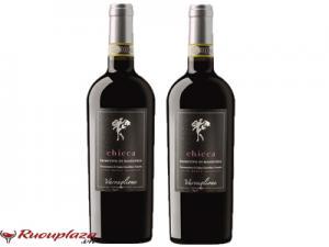 Rượu vang Ý Primitivo Di Manduria DOCG CHICCA
