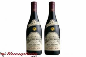 Rượu vang ý Amarone Tommasi