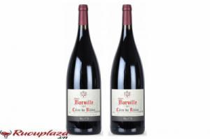 Rượu vang Pháp Coste Du Rhone Esprit Barville