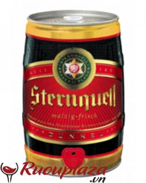 Bia Đen Sternquell 5 lít