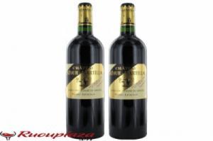 Rượu vang Pháp Chateau Latour Martillac, Grand Cru Classe De Graves