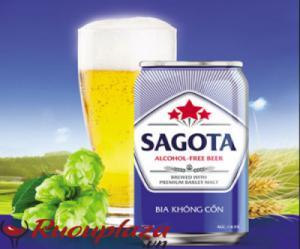 Bia không cồn Sagota