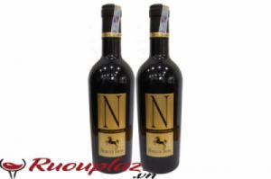 Rượu Vang Ý N – Nero Di Troia Nồng độ 15%