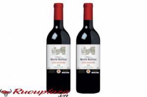 Rượu vang pháp Chateau Mayne Berteau