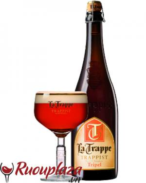 Bia La Trappe Tripel 750ml