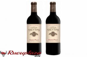 Rượu vang Pháp Chateau Treytins