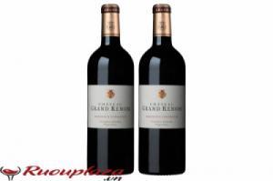 Rượu Vang Pháp Chateau Grand Renom