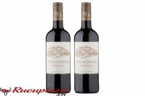 Rượu vang Le Grand Chapelain-Antoine Moueix-Signature