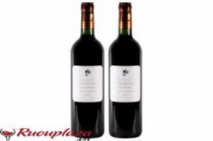 Rượu vang Pháp Chateau Valrose