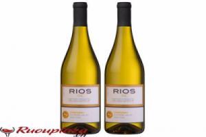 Rượu vang trắng Chile Rios Reserva