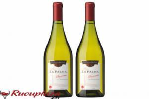 Rượu vang trắng Chile  La Palmal Reserve