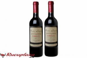 Rượu vang Pháp Bordeaux De Pierre Longue