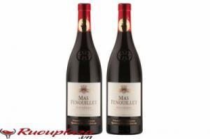 Rượu vang Pháp Mas Fenouine