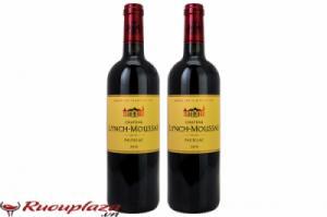 Rượu vang Pháp Chateau Lynch-Moussas