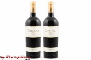 Rượu vang Ý Oreno