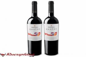 Rượu vang Chile Montgras Reserva Quatro