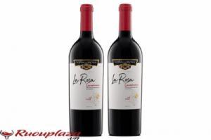 Rượu vang Chile La Rosa