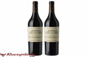 Rượu vang Pháp chateau Monbousquet