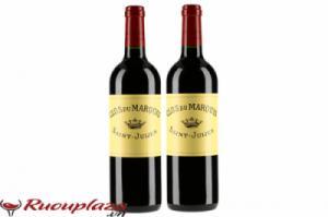 Rượu vang Pháp Clos du marquis