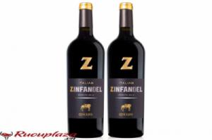 Rượu vang Ý Epicuro Zinfandel IGP Annata
