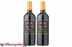 Rượu vang Pháp Bordeaux 1935