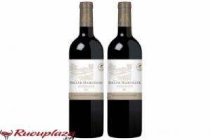 Rượu vang Pháp Chateau Grand Marchand 2016