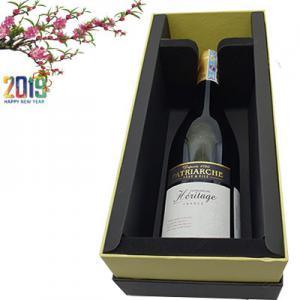 Hộp rượu vang Pháp Patrarche
