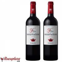 Rượu vang pháp Fleur De Marquis de Terme 2012