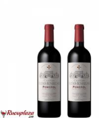 Rượu vang Pháp Chateau Roche Bonregard 2010