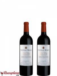 Rượu vang Pháp Chateau Morin 2012