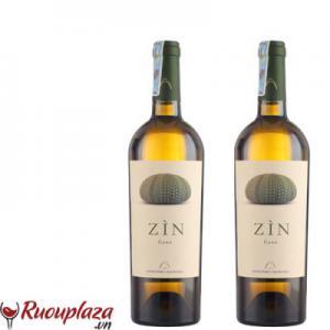 rượu vang  ý zìn salento fiano 2017