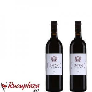 Rượu vang Pháp Instant Becot 2014, Bordeaux