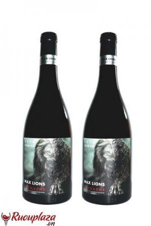 Rượu vang  pháp max lions 2017