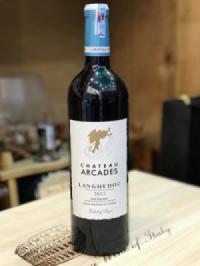 Rượu Vang Pháp ArcadesChateau