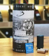 Rượu vang bịch ý Piemonte Barbera