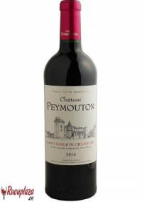 Rượu vang Pháp Chateau Peymouton Saint – Emilion Grand Red 1.5L