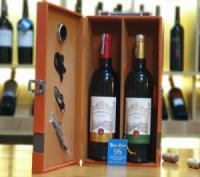 Hộp 2 chai rượu vang Pháp Balmontee