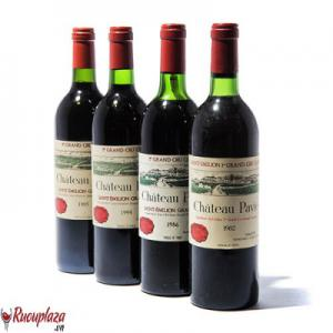 Rượu vang Pháp Chateau Pavie Praemier Saint - Emilion Grand Cru 750ml