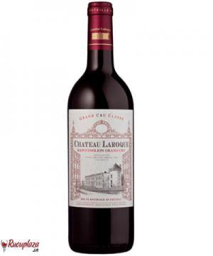 Rượu vang Chateau Laroque Saint - Emilion Grand Cru Classe 750ml