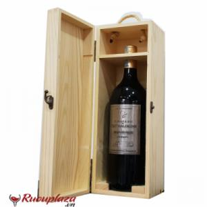 Rượu vang Pháp Chateau Cathalongue Boddeaux Red 1.5L