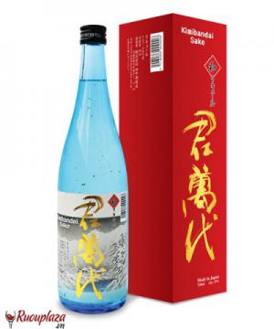 Rượu sake vảy vàng Kimibandai