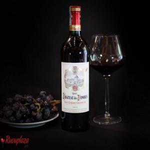 Rượu vang Pháp Chateau Des Combes - Saint Emilion Grand Cru