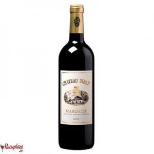 Rượu vang Pháp Chateau Siran 750ml