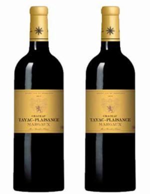 Rượu vang Pháp Chateau Tayac 750ml