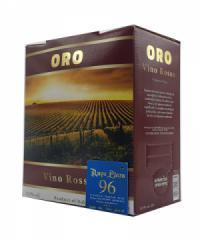 Rượu vang bịch ý ORO VINO ROSSO