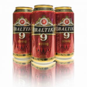 Bia Nga Baltika nhập khẩu - Lon 900ml