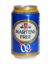Bia Bỉ không cồn Martens