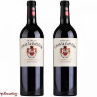 Rượu vang Pháp Château Canon la Gaffelière Premier Grand Cru Classe 2016