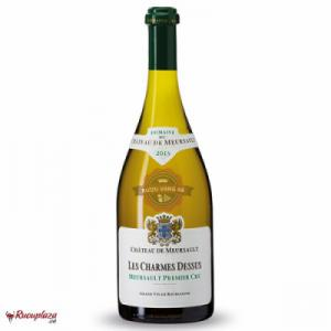Rượu vang Pháp Chateau De Meursault – Charmes 2012